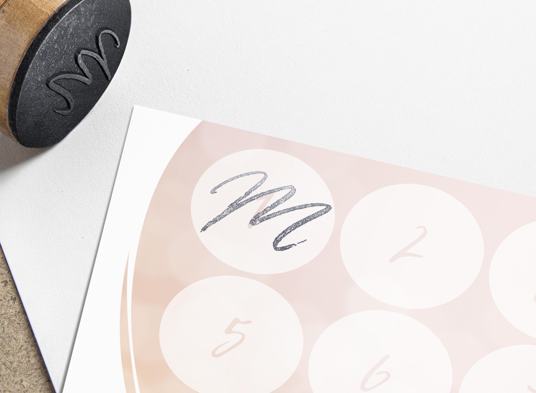 Carte De Visite Pour La Styliste Ongulaire Nails By M